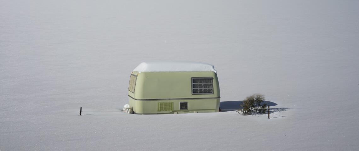 Tips wanneer je op wintersport gaat met de caravan