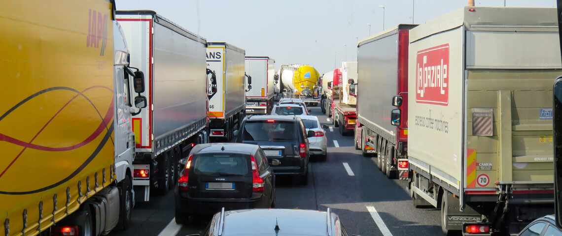 30% van de Nederlanders vindt autorijden in het buitenland eng
