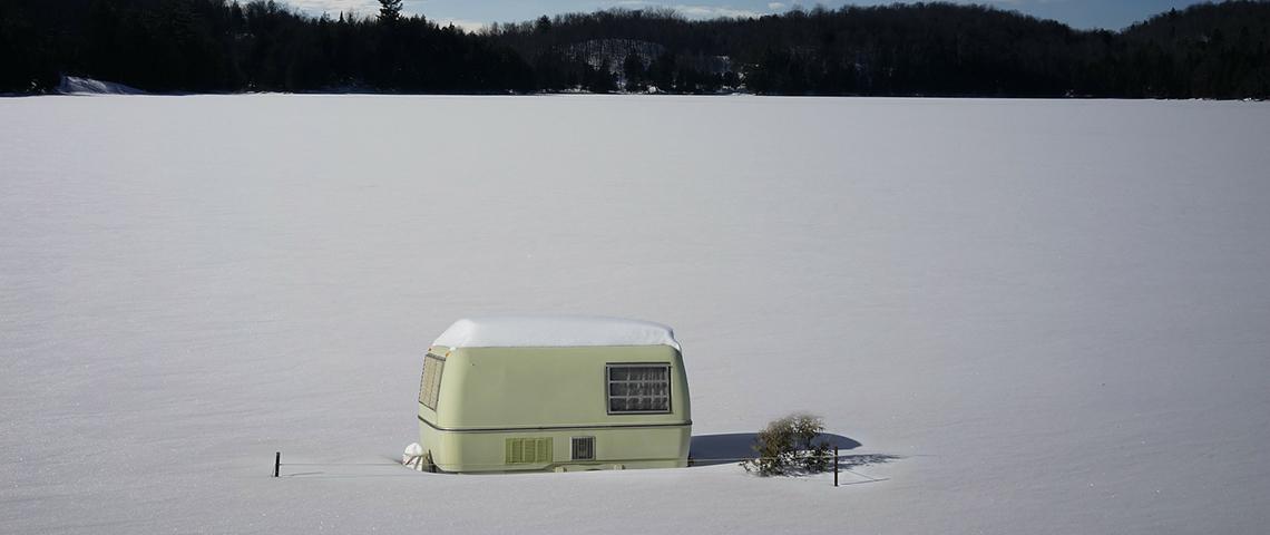 Winterkamperen. 10 tips om warm te blijven
