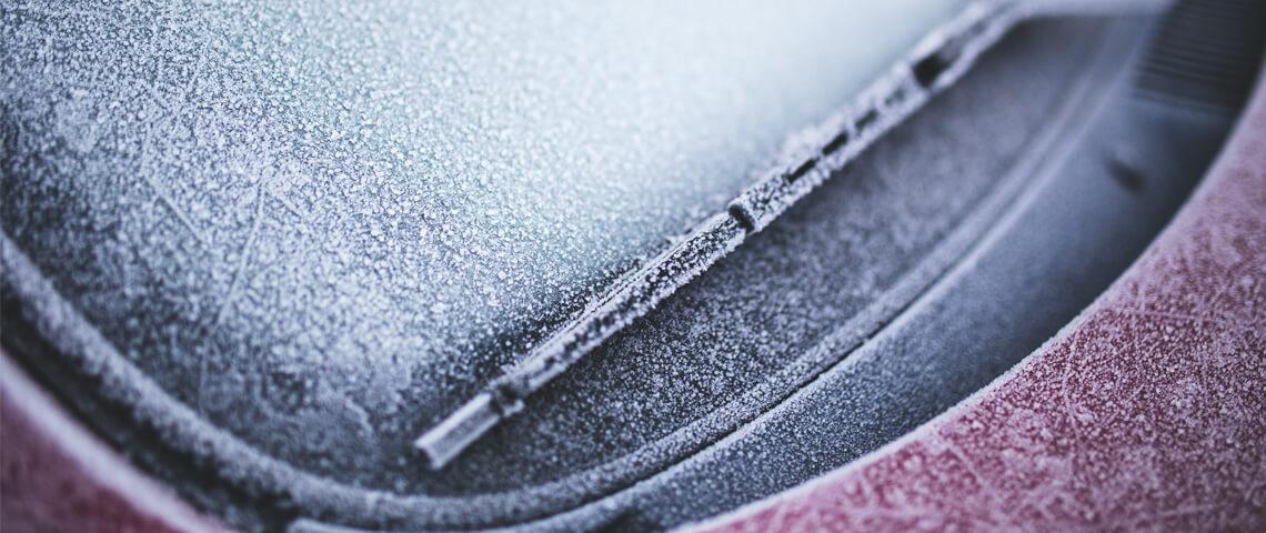 Je auto binnen een paar seconden ijsvrij maken. Het kan!