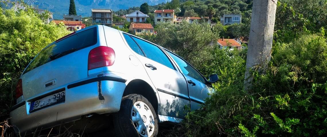 Deze 10 auto's zijn het vaakst betrokken bij een ongeval