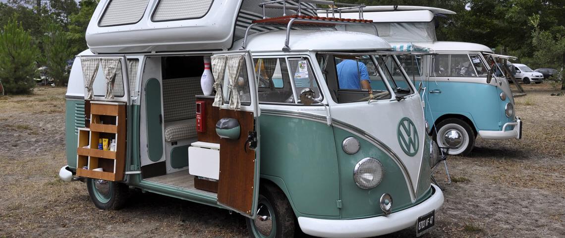 8 heel bijzondere campers en caravans voor vakantie