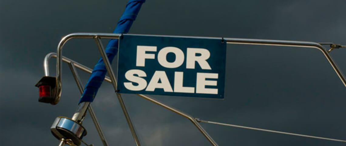 Je boot verkopen: doe je het zelf of laat je het doen?