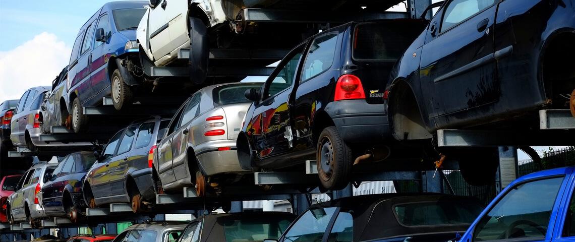 De autosloperij. Onmisbaar én milieuvriendelijk