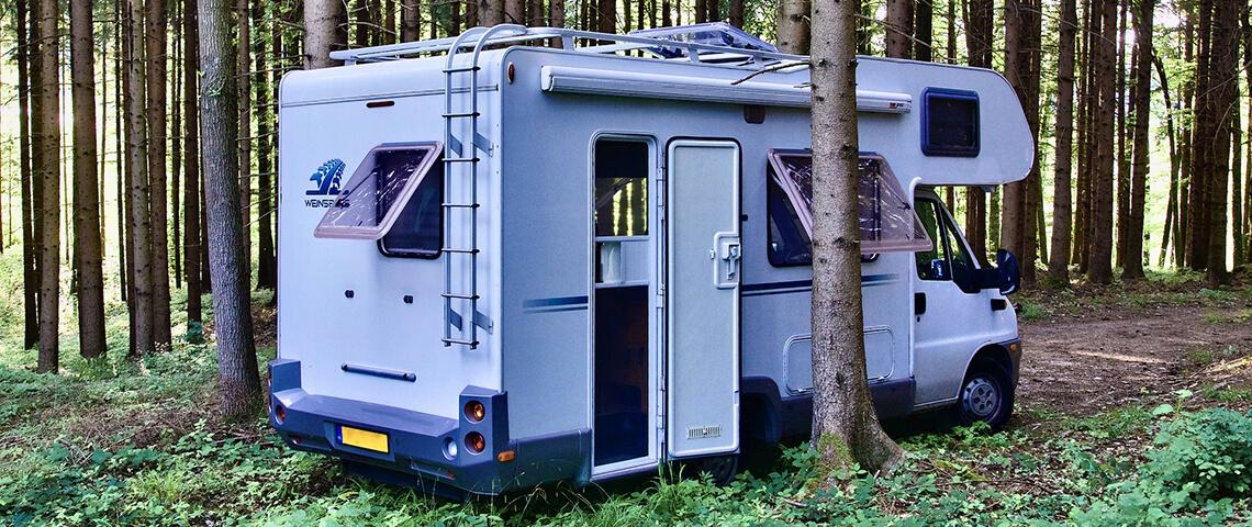 Met een camper op vakantie. Wat zijn de kosten?