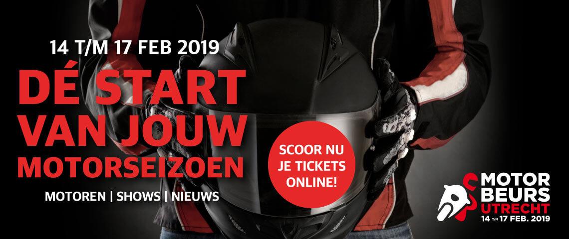 MOTORbeurs Utrecht bereidt zich voor op grootste editie ooit!