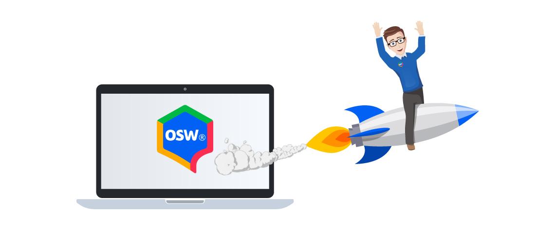 OSW lanceert nieuwe website!