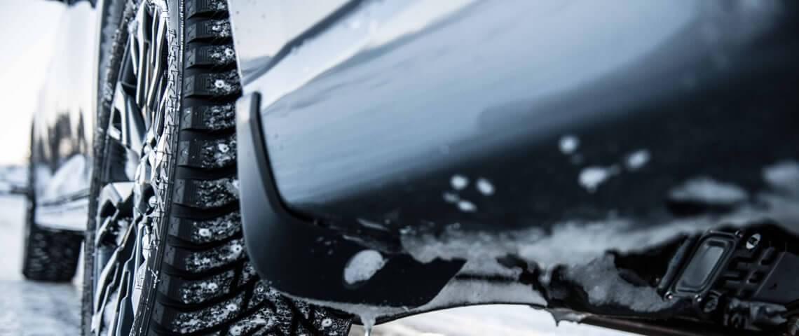 Winterbanden verplicht? Zo zit dat in het buitenland